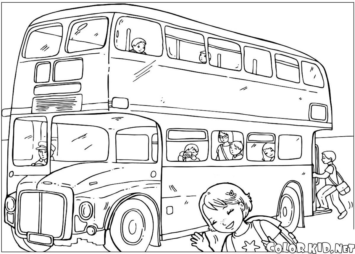 حافلة العاصمة