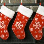 جوارب عيد الميلاد