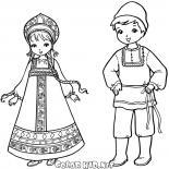 أطفال روس