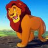 الأسد الملك